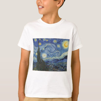 Vincent van Gogh | The Starry Night, June 1889 T-Shirt