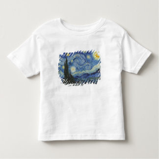 Vincent van Gogh | The Starry Night, June 1889 Toddler T-shirt