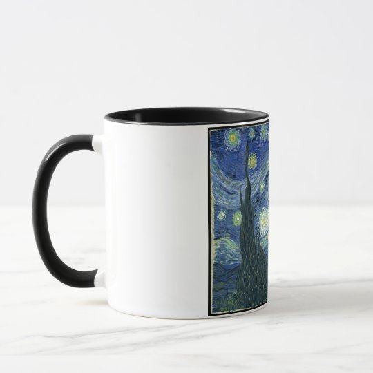 Vincent Van Gogh The Starry Night Mug