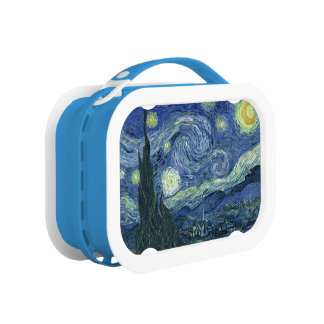 Vincent Van Gogh The Starry Night Replacement Plate