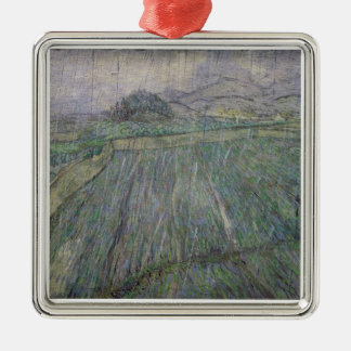 Vincent van Gogh | The Thunder Storm Metal Ornament