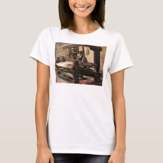 Vincent Van Gogh – The Weaver - Fine Art T-Shirt