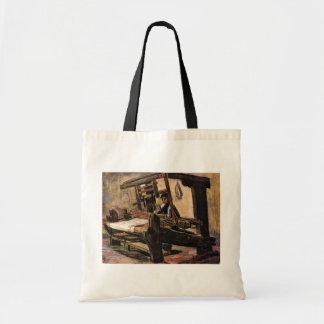 Vincent Van Gogh – The Weaver - Fine Art Tote Bag