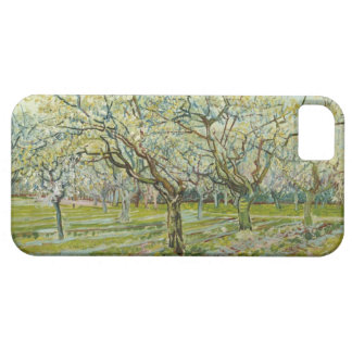 Vincent Van Gogh The White Orchard iPhone SE/5/5s Case