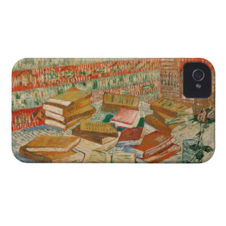 Vincent van Gogh | The Yellow Books, 1887 iPhone 4 Case