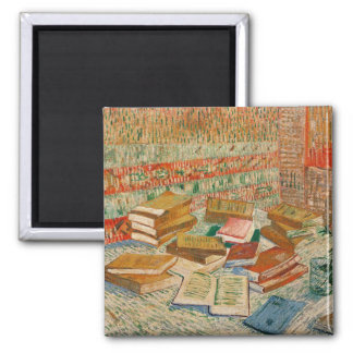 Vincent van Gogh | The Yellow Books, 1887 Magnet