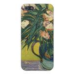 Vincent van Gogh - todavía vida con el Oleander iPhone 5 Fundas