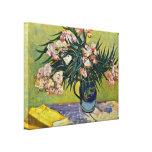 Vincent van Gogh - todavía vida con el oleander Impresion De Lienzo