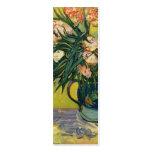 Vincent van Gogh - todavía vida con el Oleander Tarjeta De Visita