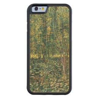 Vincent van Gogh | Trees and Undergrowth, 1887 Carved Maple iPhone 6 Bumper Case