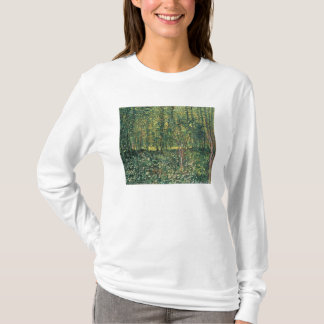 Vincent van Gogh | Trees and Undergrowth, 1887 T-Shirt
