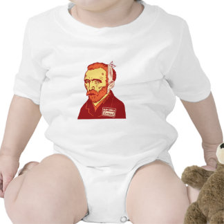 Vincent Van Gogh Tshirt