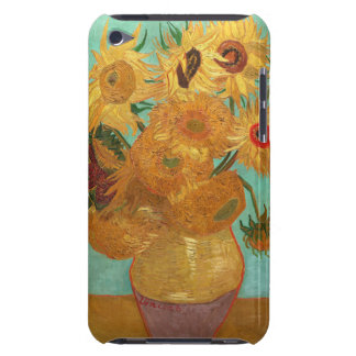 Vincent Van Gogh Twelve Sunflowers In A Vase Barely There iPod Cover