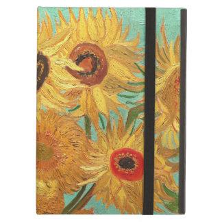 Vincent Van Gogh Twelve Sunflowers In A Vase iPad Air Case