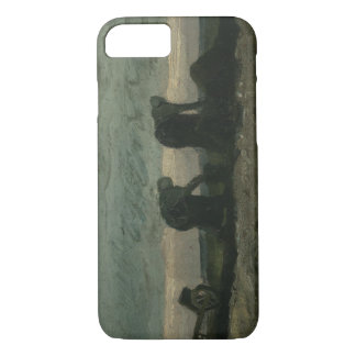 Vincent van Gogh - Two Women on the Heath iPhone 8/7 Case
