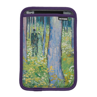 Vincent van Gogh - Undergrowth with Two Figures iPad Mini Sleeves