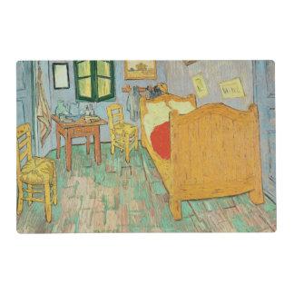 Vincent van Gogh | Van Gogh's Bedroom at Arles Placemat