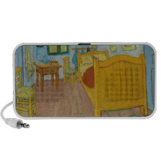 Vincent Van Gogh - Van Gogh's Room Painting Mini Speaker