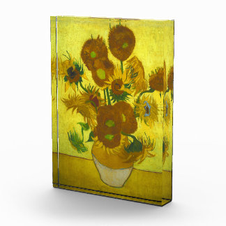 Vincent van Gogh - Vase 12 Sunflowers Award