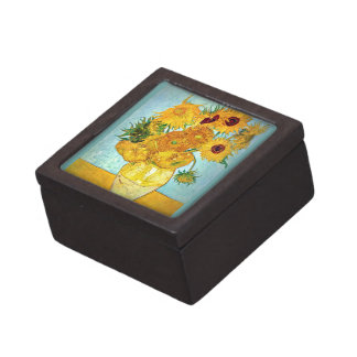 Vincent van Gogh - Vase with 12 Sunflowers Gift Box