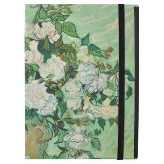 Vincent van Gogh Vase with Pink Roses GalleryHD iPad Pro Case