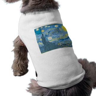 Vincent van Gogh vector art Tee