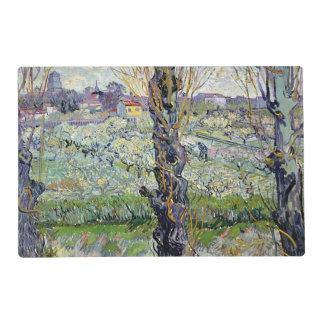 Vincent van Gogh | View of Arles, 1889 Placemat