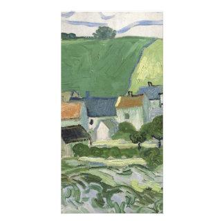 Vincent van Gogh - View of Auvers Card