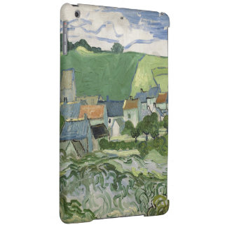 Vincent van Gogh - View of Auvers iPad Air Cases