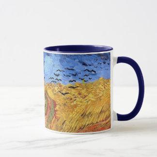 Vincent Van Gogh - Wheat Field with Black Crows Mug
