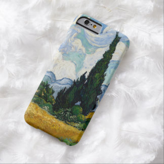 Vincent Van Gogh Wheat Field With Cypresses Barely There iPhone 6 Case