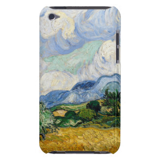 Vincent Van Gogh Wheat Field With Cypresses Barely There iPod Case