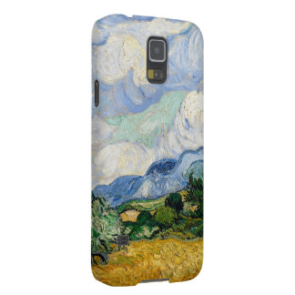 Vincent Van Gogh Wheat Field With Cypresses Case For Galaxy S5