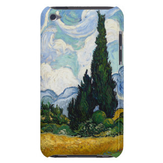 Vincent Van Gogh Wheat Field With Cypresses Case-Mate iPod Touch Case