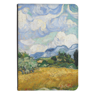 Vincent Van Gogh Wheat Field With Cypresses Kindle Touch Cover