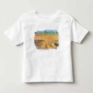 Vincent van Gogh | Wheatfield with Sheaves, 1888 Toddler T-shirt