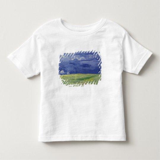 Vincent van Gogh | Wheatfields under Thundercloud Toddler T-shirt