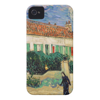 Vincent Van Gogh - White House at Night Artwork iPhone 4 Cover