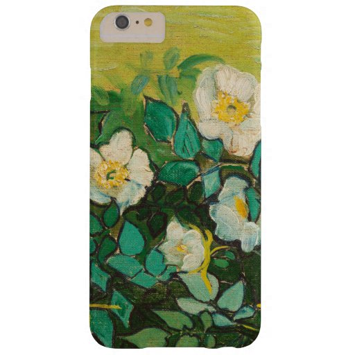 Vincent Van Gogh Wild Roses Fine Art Barely There iPhone 6 Plus Case