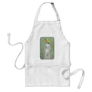 Vincent van Gogh - Woman in Field Adult Apron