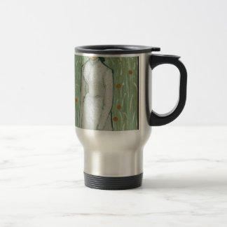 Vincent van Gogh - Woman in Field Travel Mug