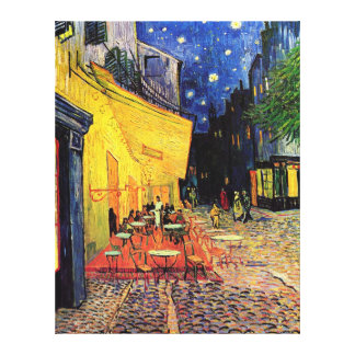 VINCENT VAN GOGH WRAPPED CANVAS PRINTS - GIFTS