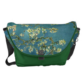 Vincent van Gogh's Almond Blossom Messenger Bag