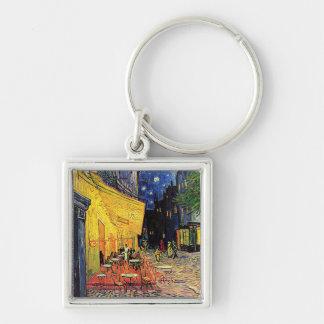 Vincent Van Gogh's 'Cafe Terrace' Keychain