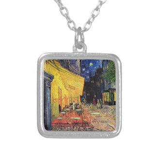 Vincent Van Gogh's 'Cafe Terrace' Necklace