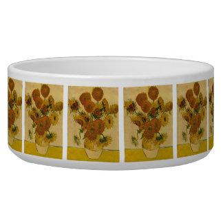 Vincent van Gogh's Sunflowers, 1878 Bowl