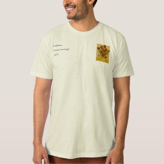 Vincent van Gogh's Sunflowers, 1878 Tee Shirt