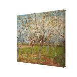 "Vincent van Gogh's ""The Pink Orchard"" (1888) Canvas Print"