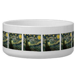 Vincent van Gogh's The Starry Night (1889) Bowl