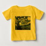 Vincent van Gogh's The Starry Night (1889) T-shirt